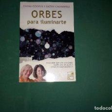 Libros de segunda mano: 'ORBES PARA ILUMINARTE' DE DIANA COOPER Y KATHY CROSSWELL. Lote 179557345