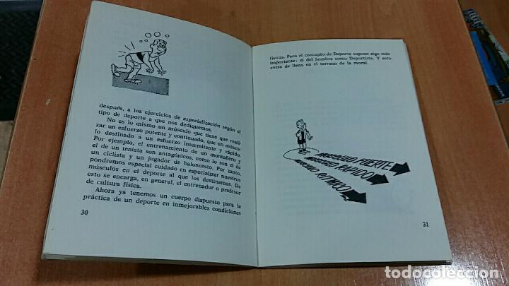 Libros de segunda mano: MI CARNET DE DEPORTISTA. ALBERTO MARTORELL. VILAMALA 1968 - Foto 2 - 86435100