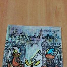 Libros de segunda mano: LA PRINCESA CAUTIVA. ANGELES GASSET. EDIT ANAYA 1964. Lote 86435500