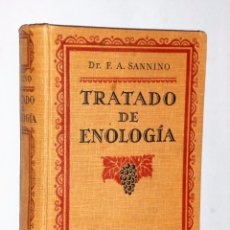 Libros de segunda mano: TRATADO DE ENOLOGÍA. . Lote 86453564
