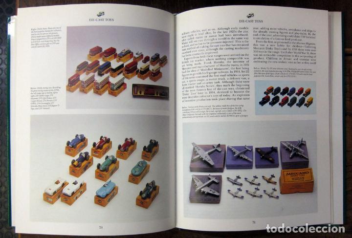 Libros de segunda mano: THE COLLECTOR GUIDE TO 20TH CENTURY TOYS - GUIA COLECCIONISTA JUGUETES SIGLO XX - EN INGLES - Foto 4 - 86497828