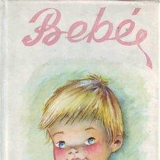 Libros de segunda mano: R. FDEZ. URCELAY: BEBÉ. DIBUJOS: MANTHO. LIBRO PARA ANOTAR LOS ACONTECIMIENTOS DE LOS PRIMEROS MESES. Lote 86511456