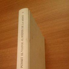 Libros de segunda mano: EDUARD PUNSET , EL VIATGE AL PODER DE LA MENT. Lote 86533412