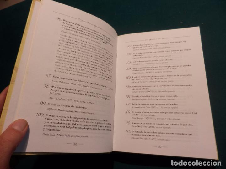 Libros de segunda mano: CITAS Y FRASES CÉLEBRES - SAMÍR M . LAÂBI - SELECTA COLECCIÓN DE CITAS CON EL PENSAMIENTO.... - Foto 5 - 86803896