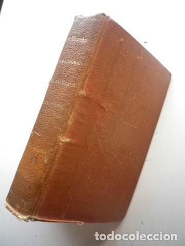 PEDRO A. DE ALARCÓN - EL ESCÁNDALO - IMPRESORES DE LA REAL CASA - 1906 (Libros de Segunda Mano (posteriores a 1936) - Literatura - Otros)
