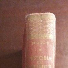 Libros de segunda mano: HISTORIA DEL MUEBLE. LUIS M. FEDUCHI. 1946. ED AFRODISIO AGUADO. Lote 86820424