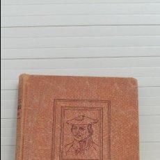 Libros de segunda mano: RAMON CABRERA, HISTORIA DE UN HOMBRE. MARIANO TOMAS EDIT JUVENTUD 1º EDICION 1939. Lote 86822704