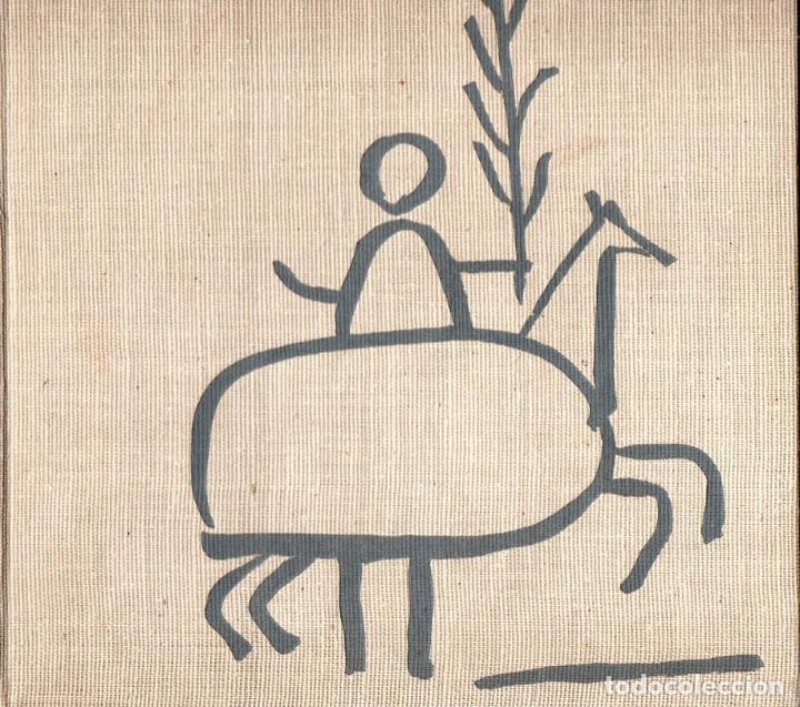 CIRICI PELLICER : ESGRAFIADOS DE PICASSO (1965) (Libros de Segunda Mano - Bellas artes, ocio y coleccionismo - Otros)