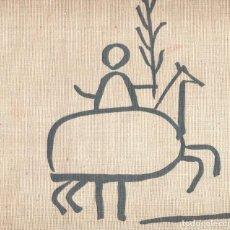 Libros de segunda mano: CIRICI PELLICER : ESGRAFIADOS DE PICASSO (1965). Lote 86938596