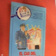 Libros de segunda mano: EL CAS DEL VELL LLOP DE MAR / RESOL EL MISTERI 26 - TIMUN MAS 1992 - STOC LLIBRERIA - IMPECABLE. Lote 86966372