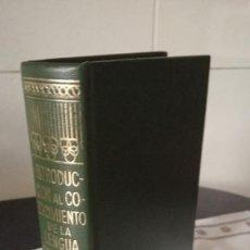 Libros de segunda mano: 73-INTRODUCCION AL CONOCIMIENTO DE LA LENGUA ESPAÑOLA, EVEREST 1973. Lote 87044280