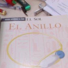 Libros de segunda mano: CONAN DOYLE, ARTHUR. EL ANILLO DE THOTH. Lote 87104852