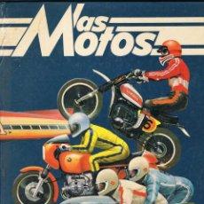 Libros de segunda mano: LAS MOTOS - MIKE BYGRAVE. Lote 87389284