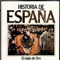Libros de segunda mano: HISTORIA DE ESPAÑA, PLANETA. TOMO 5. EL SIGLO DE ORO (SIGLO XVI). Lote 87444752