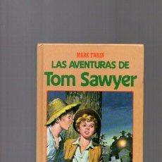 Libros de segunda mano: LAS AVENTURAS DE TOM SAWYER - GRAFALCO EDITORIAL 1988. Lote 87449524