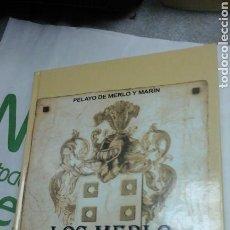 Libros de segunda mano - Los Merlo.compilacion historica.Pelayo de Merlo y marin.1996 - 87452548