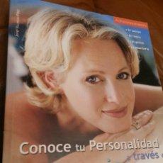 Libros de segunda mano: CONOCE TU PERSONALIDAD A TRAVÉS DEL LENGUAJE CORPORAL.2003.JAVIER VILLAHIZÁN.319PP.RUSTICA.. Lote 87460372