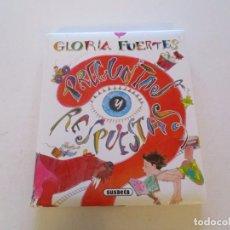 Libros de segunda mano: GLORIA FUERTES. PREGUNTAS Y RESPUESTAS. RMT81075. . Lote 87530200