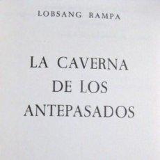 Libros de segunda mano - La caverna de los antepasados (Lobsang Rampa) - 87642360