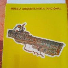 Libros de segunda mano: CATÁLOGO DE LAS ARMAS DE FUEGO.MUSEO ARQUEOLÓGICO.. Lote 87650048