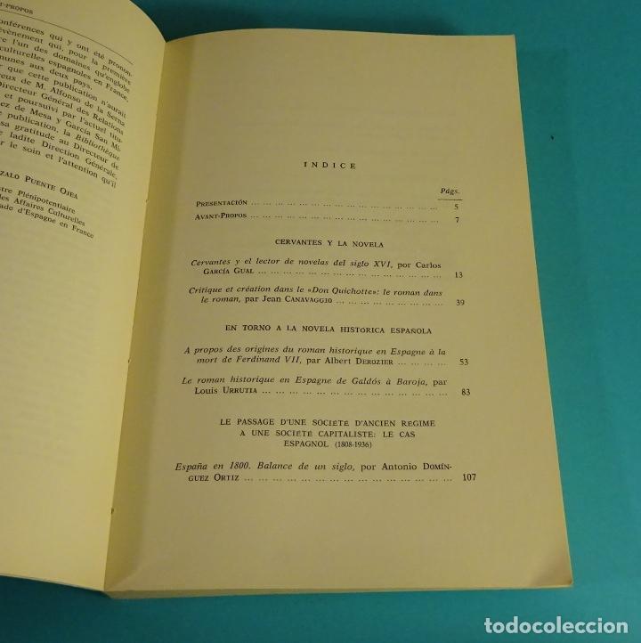 Libros de segunda mano: MÉLANGES DE LA BIBLIOTHÈQUE ESPAGNOLE. PARIS 1976 - 1977. VARIOS AUTORES. MINISTERIO ASUNTOS EXTERIO - Foto 2 - 87676712