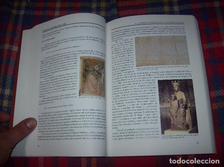 INCA EN LA HISTÒRIA.(1229-1349).PERE-JOAN LLABRÉS / RAMÓN ROSSELLÓ.GRAN EXEMPLAR. FOTOS.MALLORCA (Libros de Segunda Mano - Historia - Otros)
