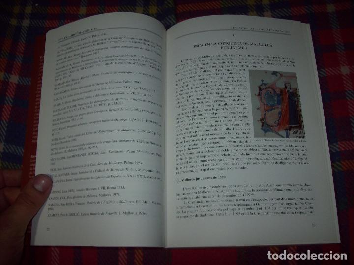 Libros de segunda mano: INCA EN LA HISTÒRIA.(1229-1349).PERE-JOAN LLABRÉS / RAMÓN ROSSELLÓ.GRAN EXEMPLAR. FOTOS.MALLORCA - Foto 4 - 87717256