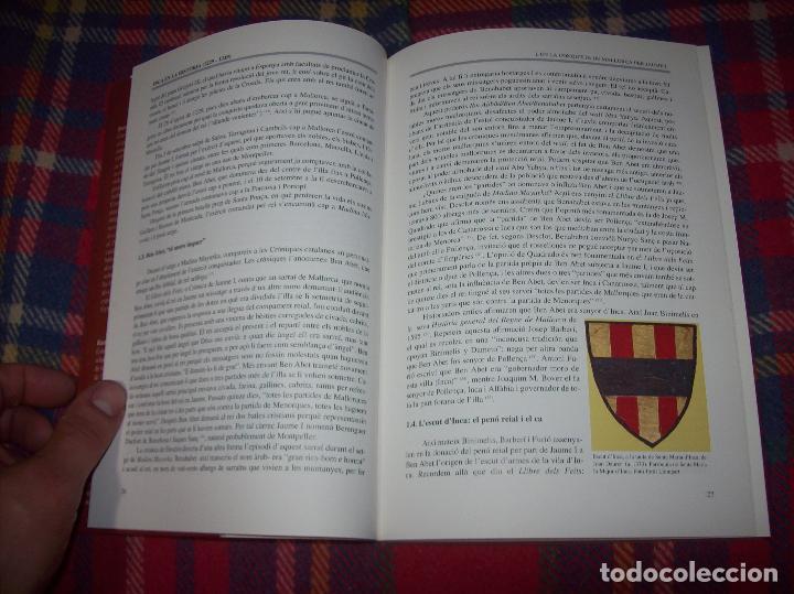 Libros de segunda mano: INCA EN LA HISTÒRIA.(1229-1349).PERE-JOAN LLABRÉS / RAMÓN ROSSELLÓ.GRAN EXEMPLAR. FOTOS.MALLORCA - Foto 5 - 87717256