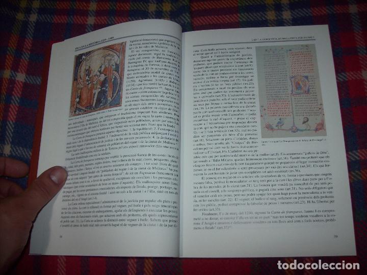 Libros de segunda mano: INCA EN LA HISTÒRIA.(1229-1349).PERE-JOAN LLABRÉS / RAMÓN ROSSELLÓ.GRAN EXEMPLAR. FOTOS.MALLORCA - Foto 7 - 87717256
