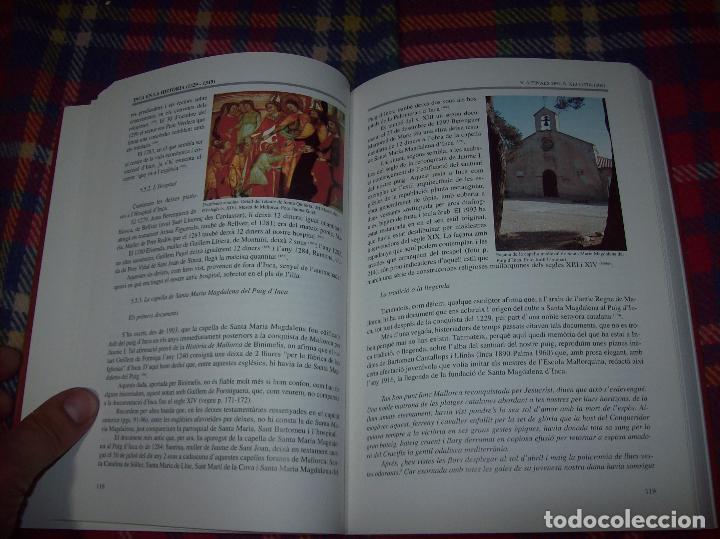 Libros de segunda mano: INCA EN LA HISTÒRIA.(1229-1349).PERE-JOAN LLABRÉS / RAMÓN ROSSELLÓ.GRAN EXEMPLAR. FOTOS.MALLORCA - Foto 11 - 87717256