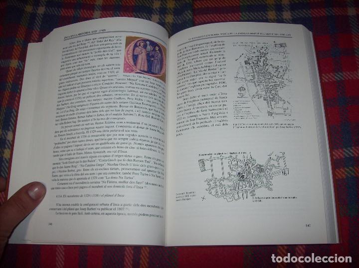 Libros de segunda mano: INCA EN LA HISTÒRIA.(1229-1349).PERE-JOAN LLABRÉS / RAMÓN ROSSELLÓ.GRAN EXEMPLAR. FOTOS.MALLORCA - Foto 13 - 87717256