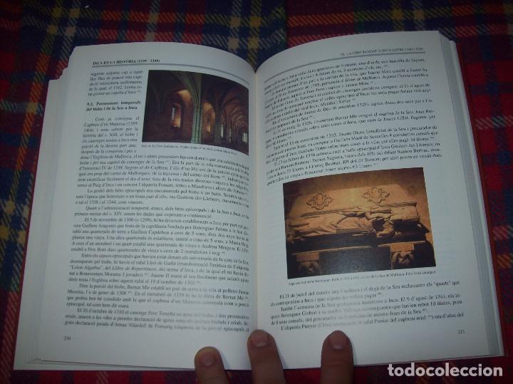 Libros de segunda mano: INCA EN LA HISTÒRIA.(1229-1349).PERE-JOAN LLABRÉS / RAMÓN ROSSELLÓ.GRAN EXEMPLAR. FOTOS.MALLORCA - Foto 15 - 87717256