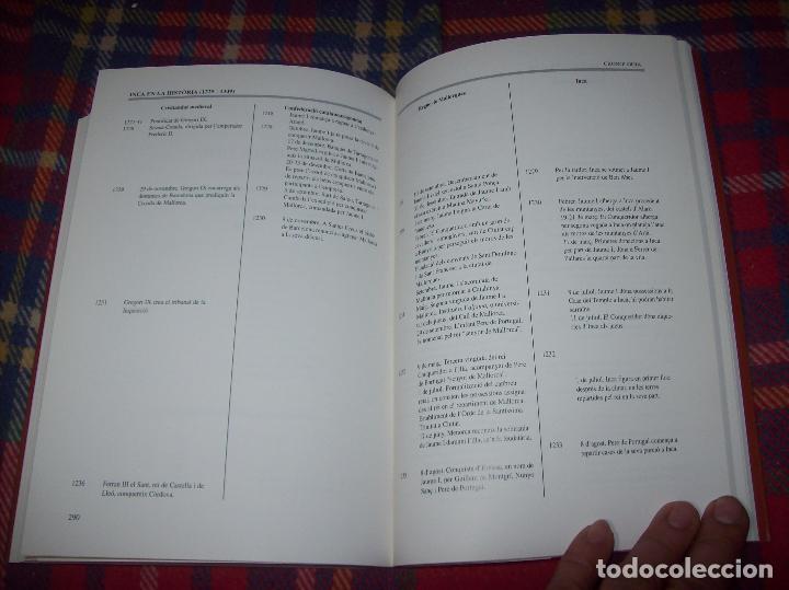 Libros de segunda mano: INCA EN LA HISTÒRIA.(1229-1349).PERE-JOAN LLABRÉS / RAMÓN ROSSELLÓ.GRAN EXEMPLAR. FOTOS.MALLORCA - Foto 18 - 87717256