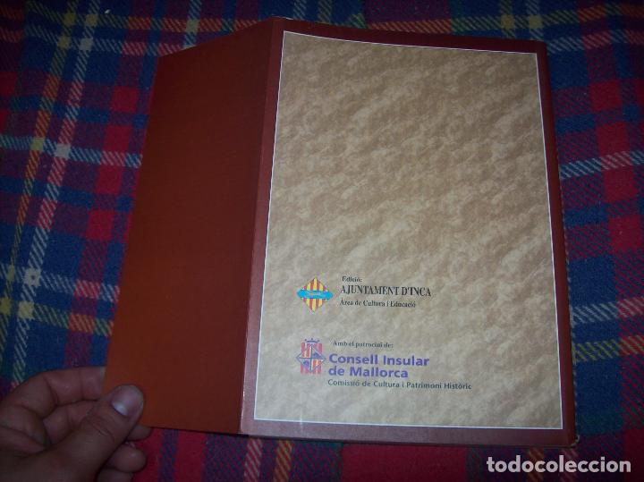 Libros de segunda mano: INCA EN LA HISTÒRIA.(1229-1349).PERE-JOAN LLABRÉS / RAMÓN ROSSELLÓ.GRAN EXEMPLAR. FOTOS.MALLORCA - Foto 34 - 87717256