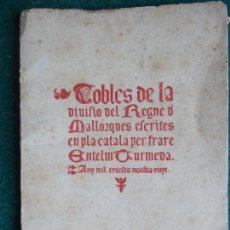 Libros de segunda mano: LIBRITO PEQUEÑO. Lote 87741444