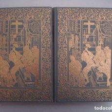 Libros de segunda mano: HISTORIA CRÍTICA DE LA INQUISICIÓN DE ESPAÑA. J.A.LLORENTE. 1979. BIBLIOFÍLIA. 2T. Lote 88137432