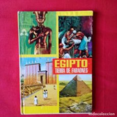 Libros de segunda mano: EGIPTO TIERRA DE FARAONES. E.M. FARIÑAS. Nº 7 EDITORIAL FERMA 1966 BARCELONA. MUY RARO. Lote 88156508