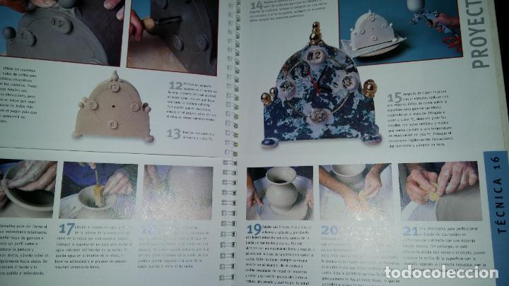 Libros de segunda mano: ceramica / dos libros en uno / steve mattison - Foto 2 - 88356756