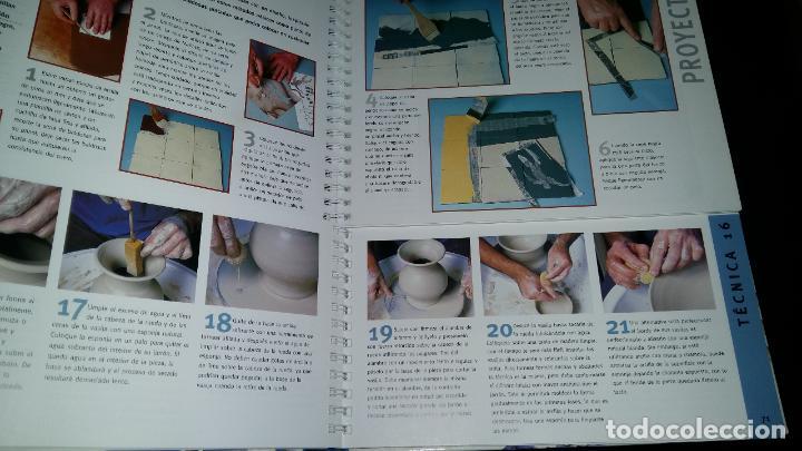 Libros de segunda mano: ceramica / dos libros en uno / steve mattison - Foto 3 - 88356756