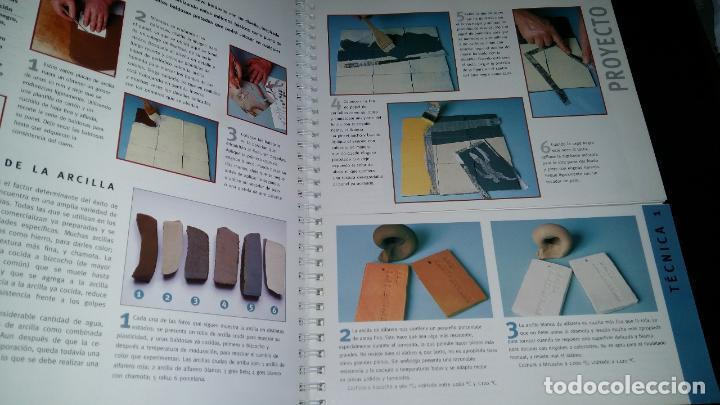 Libros de segunda mano: ceramica / dos libros en uno / steve mattison - Foto 4 - 88356756