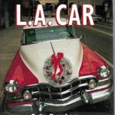 Libros de segunda mano: L.A.CAR. OSPREY STYLE CARS. COLIN BURNHAM. 1993. Lote 88501372