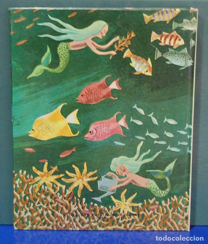 Libros de segunda mano: El mar. Editorial Aguilar. Colección el globo en colores - Foto 2 - 88750052