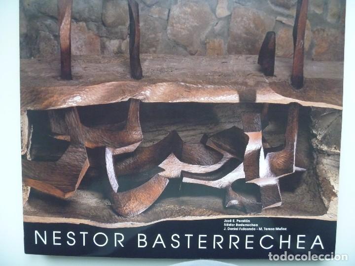 BASTERRETXEA NESTOR BASTERRECHEA LIBRO NUMERADO AUTOR VIDA Y OBRA EDICIÓN LUJO (Libros de Segunda Mano - Bellas artes, ocio y coleccionismo - Otros)