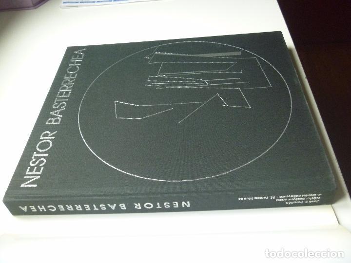 Libros de segunda mano: Basterretxea Nestor Basterrechea LIBRO NUMERADO AUTOR VIDA Y OBRA edición lujo - Foto 8 - 88795700