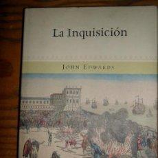 Libros de segunda mano: LA INQUISICIÓN, JOHN EDWARDS, ED. CRÍTICA. Lote 88910564
