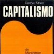 Libros de segunda mano: CAPITALISMO - DIETHER STOLZE. Lote 88985056