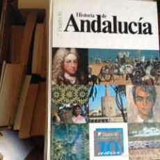 Libros de segunda mano: HISTORIA DE ANDALUCÍA. HISTORIA 16. Lote 89123404