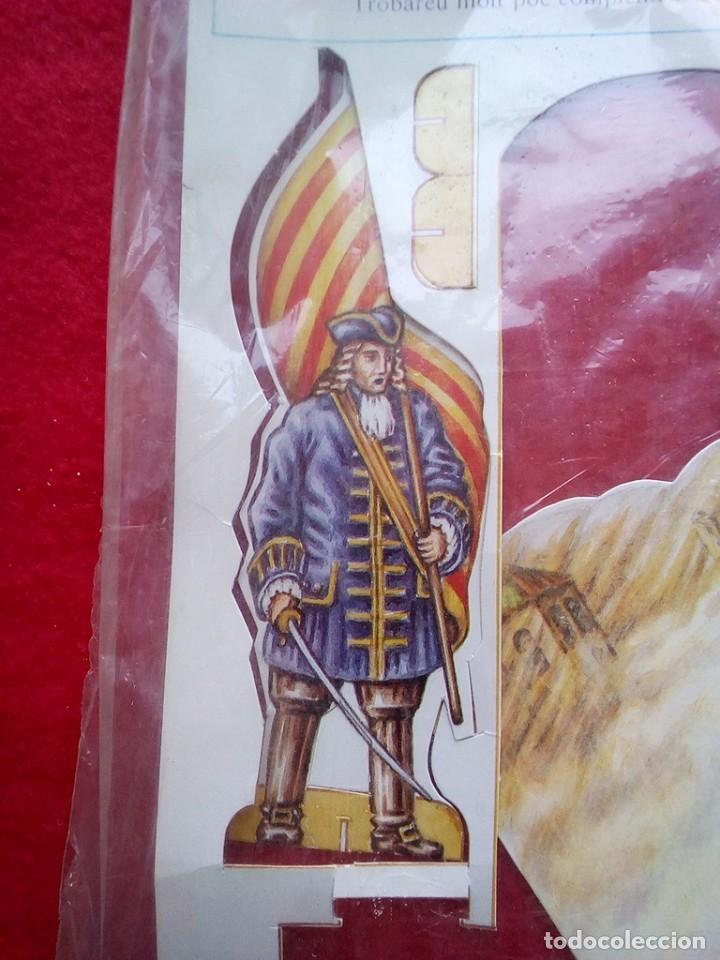 DIORAMA SITIO BARCELONA 1714 COMPLETO A ESTRENAR 1985 (Libros de Segunda Mano - Bellas artes, ocio y coleccionismo - Otros)