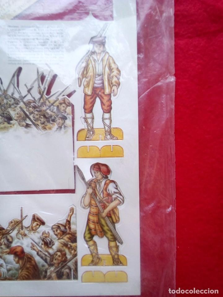 Libros de segunda mano: DIORAMA SITIO BARCELONA 1714 COMPLETO A ESTRENAR 1985 - Foto 10 - 89143740