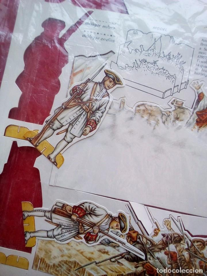 Libros de segunda mano: DIORAMA SITIO BARCELONA 1714 COMPLETO A ESTRENAR 1985 - Foto 11 - 89143740